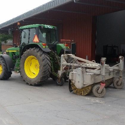 Tractor huren amsterdam